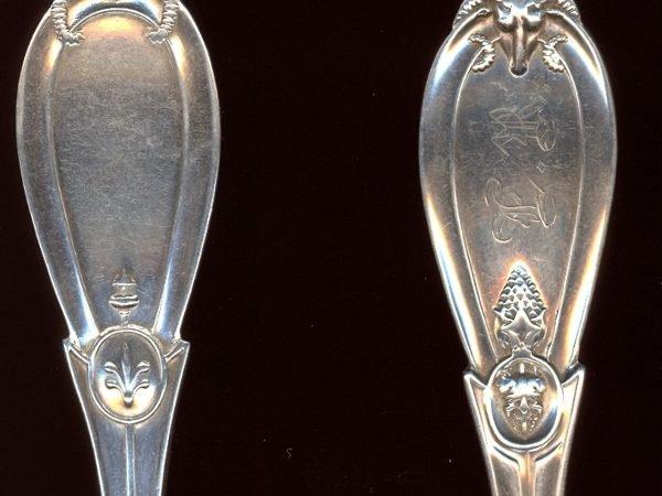 Lizzie Rankin's Spoons