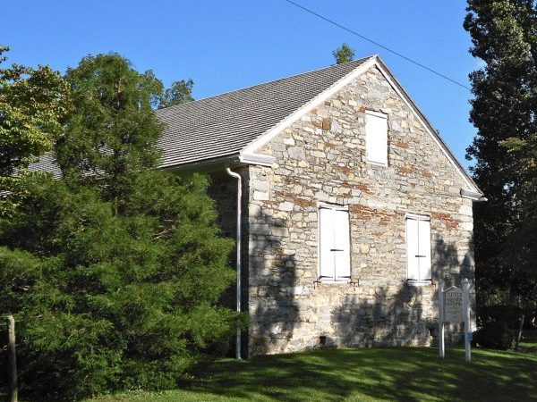 Exter Friends Meetinghouse