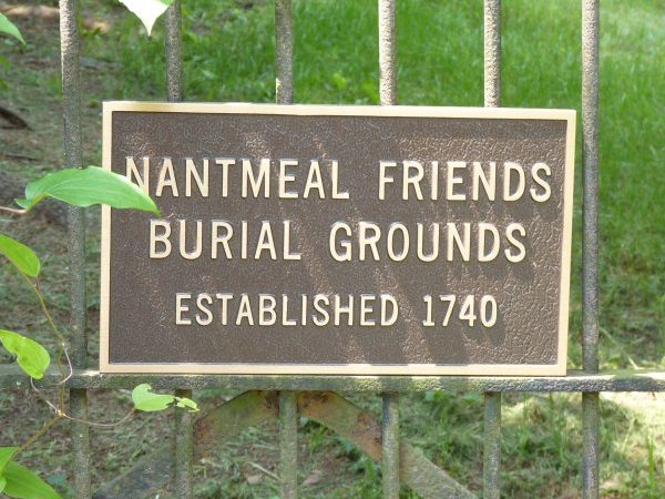 Nantmeal Friends Burial Grounds