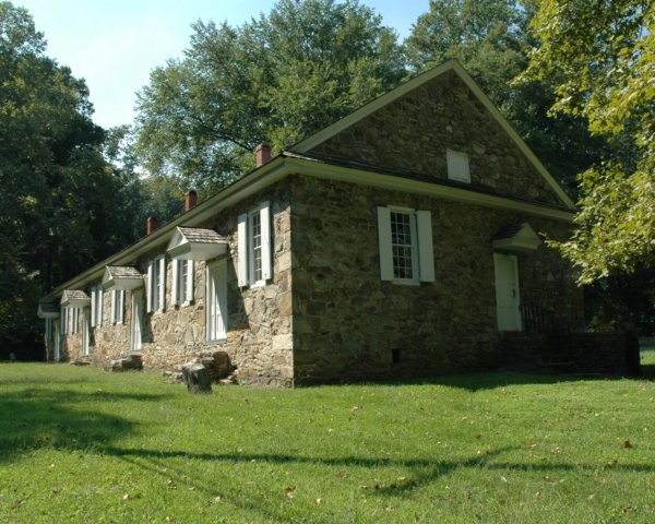 Oln Caln Friends Meetinghouse
