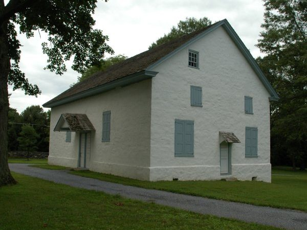 Old Kennett Friends Meetinghouse