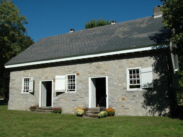 Maiden Creek Friends Meetinghouse